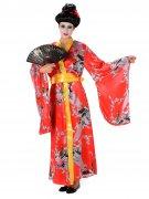 Vous aimerez aussi : Déguisement Geisha rouge femme