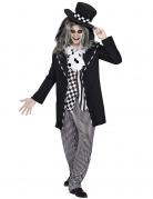 Vous aimerez aussi : Chapelier fou conte de fée Halloween noir-blanc homme