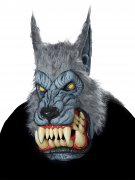 Vous aimerez aussi : Masque loup garou adulte gris