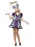 Déguisement de poupée marionnette femme