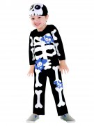 Vous aimerez aussi : Déguisement squelette chauves-souris violettes enfant Halloween