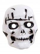 Vous aimerez aussi : Masque squelette-tête de mort enfant