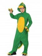 Déguisement dinosaure enfant vert