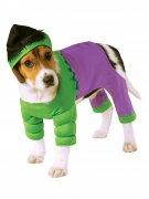 Déguisement pour chien Hulk™