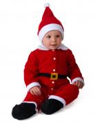 Déguisement Père Noël bébé