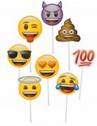 Vous aimerez aussi : Kit photobooth 8 pièces Emoji™