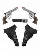 Vous aimerez aussi : 2 pistolets du Far-West avec étuis Enfant