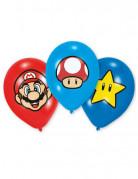 Vous aimerez aussi : 6 Ballons Latex Super Mario ™