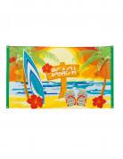 Drapeau Beach party 90 X 150 cm