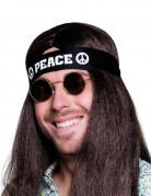 Vous aimerez aussi : Bandeau noir Peace adulte