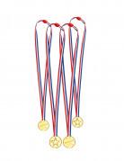 Vous aimerez aussi : 4 Mini médailles tricolores