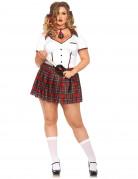 Déguisement écolière écossaise sexy femme
