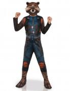 Déguisement classique avec masque Rocket Raccoon™ enfant