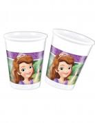 Vous aimerez aussi : 8 Gobelets en plastique 20cl Princesse Sofia et la licorne ™