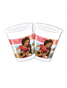 8 Gobelets en plastique 200ml Elena d'Avalor ™