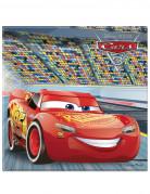 Vous aimerez aussi : 20 Serviettes en papier Flash McQueen Cars 3™ 33 x 33 cm