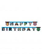 Vous aimerez aussi : Guirlande happy birthday Avengers Mighty ™