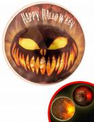 Vous aimerez aussi : Badge lumineux LED 9 cm Halloween