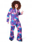 Vous aimerez aussi : Déguisement disco psychédélique homme