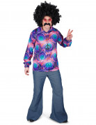 Vous aimerez aussi : Chemise hippie psychédélique homme
