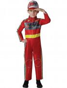Déguisement luxe Pilote de course Cars 3™ garçon