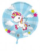 Vous aimerez aussi : Ballon aluminium Petite Licorne 45 cm