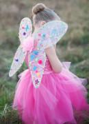 Ailes fée papillon à customiser fille