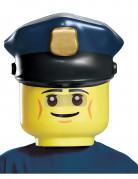 Masque policier LEGO® enfants
