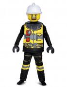 Déguisement luxe pompier LEGO® enfants