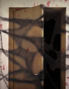Décoration toile d'araignée noire avec araignées 20 g Halloween
