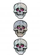 Vous aimerez aussi : Décoration à suspendre Squelettes 55 cm