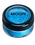 Poudre scintillante bleu UV 5 g Moonglow ©