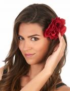 Vous aimerez aussi : Barrette rose rouge adulte