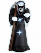 Faucheuse gonflable 122 cm Halloween