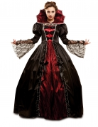 Déguisement vampire baroque luxe femme Halloween
