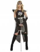 Déguisement guerrière de dragons femme