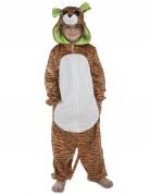 Combinaison tigre enfant
