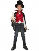 Déguisement apprenti magicien avec accessoires enfant
