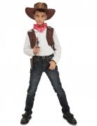 Déguisement cowboy avec accessoires enfant