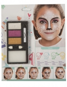 Maquillage perle des forêts fille
