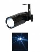 Laser flash LED