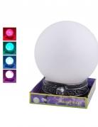 Boule lumineuse et sonore 20 cm