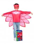 Coffret déguisement Bibou Owlette Pyjamasques™ enfant