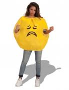 Déguisement émoticônes triste adulte