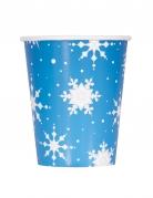 Vous aimerez aussi : 8 Gobelets en carton flocons et renne de Noël 270 ml