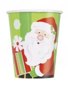 Vous aimerez aussi : 8 Gobelets en carton Petit Père Noël 270 ml