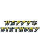 Guirlande Happy Birthday Batman ™ 182 cm
