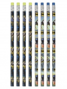 8 Crayons à papier Batman ™