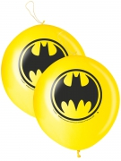 2 Ballons punch-ball Batman ™ 40 cm
