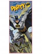 Décoration de porte Batman ™ 68.5 x 152 cm